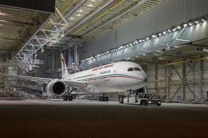 Boeing 787-9 společnosti Royal Air Maroc. Foto: Boeing
