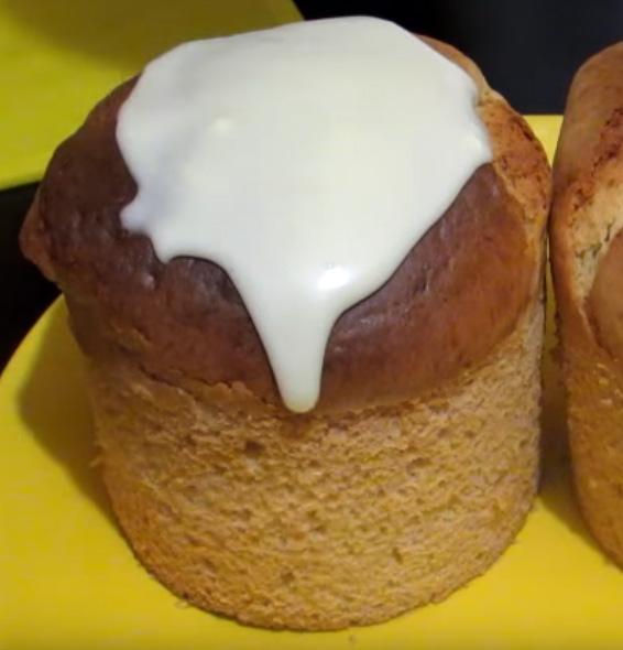Glaze for the cake does not crack  Glaze recipe for a cake