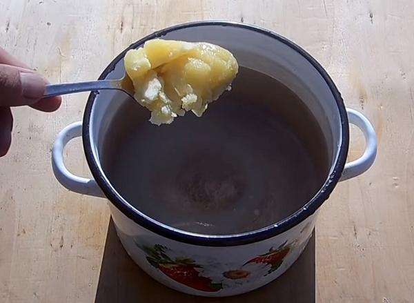 Как солить яблоки в бочке