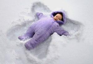 снежный ангел