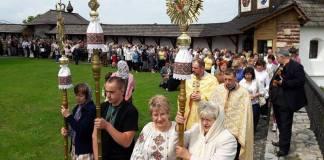ІV Всеукраїнська проща медичних працівників у с. Крилос.