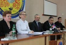 Прес-конференція з нагоди Всесвятнього дня боротьби з туберкольозом