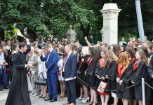 Священики Львівської Архиєпархії взяли участь у святі урочистого випуску лікарів та провізорів