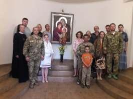 Духовно-психологічне розвантаження для сімей АТО