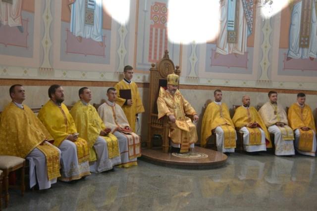 """У Коломиї провели реколекції для медиків: """"Боже об'явлення та його терапевтичний характер"""""""