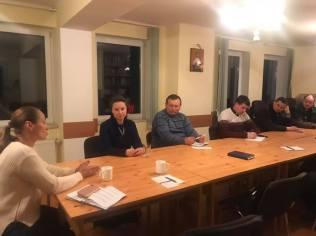 Засідання голів Комісії УГКЦ у справах душпастирства охорони здоровя