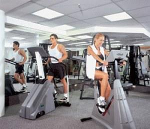 Kalorie vydané při cvičení ve fitness