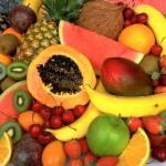 Kalorické tabulky: Ovoce