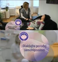 Babybonus, HRT2, samohipnoza za porođaj, Danijela Lovinčić, Zdrava glava d.o.o.