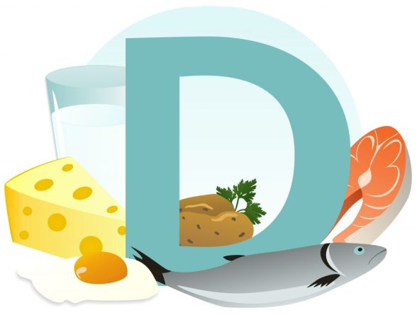 Vitamin-D-Levels-with-Food-Intake