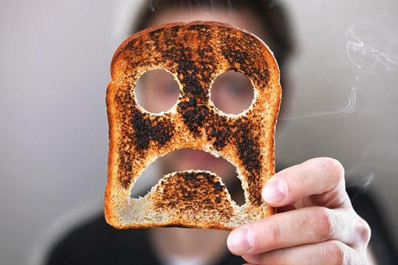 zagorjeli tost rak