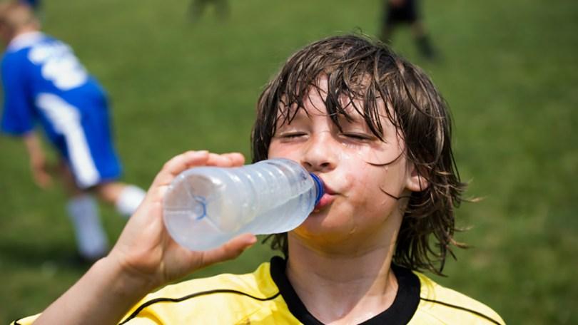 jak znoj kod djece