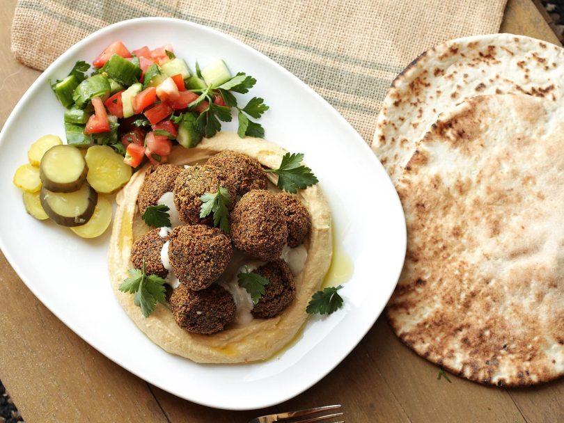 kako napraviti falafel