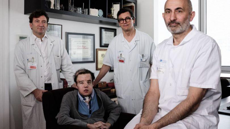 doktori izvrsili drugu transplantaciju lica