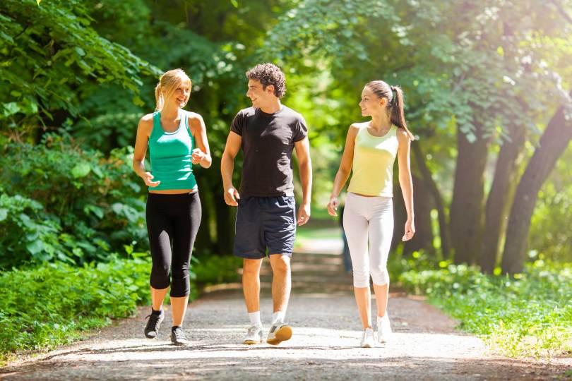 brzo hodanje je zdravo