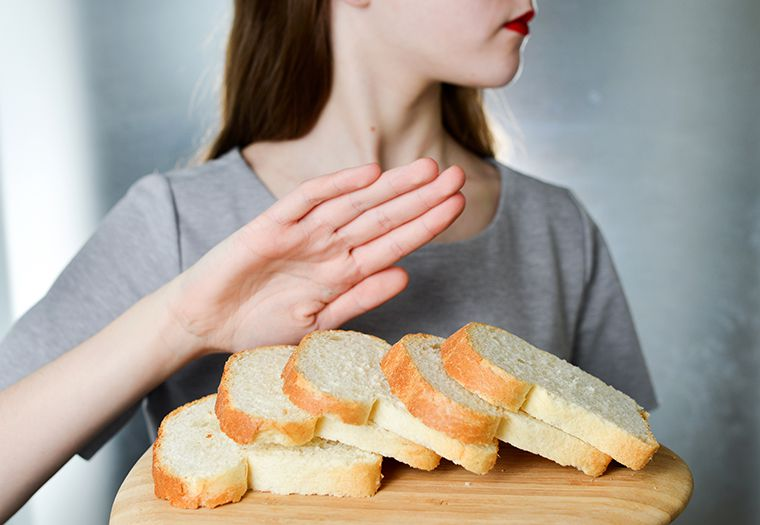 bijelo brašno, gluten