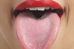 blijed jezik