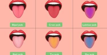 boja jezika