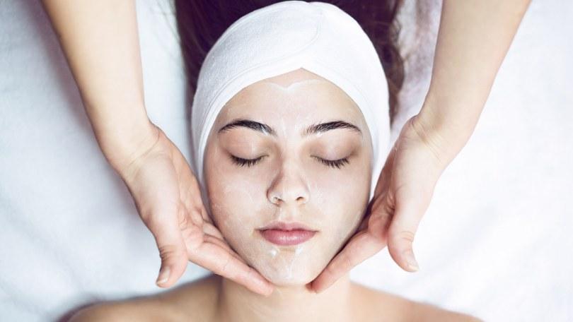 Mliječna kiselina maska za lice