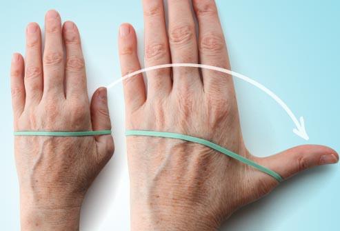 vjezbanje palca