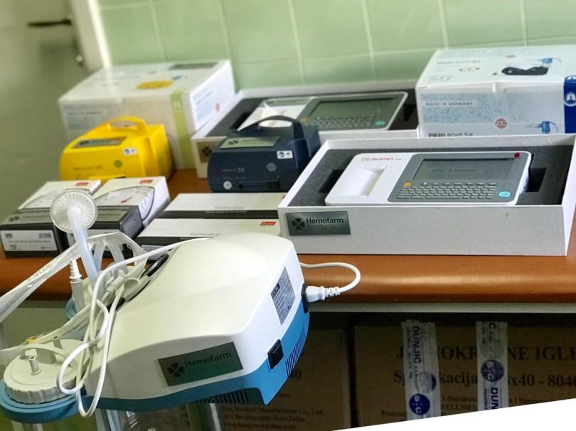 Hemofarm medicinska oprema