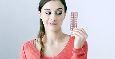 Preskočili ste kontracepcijsku pilulu
