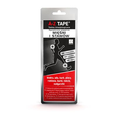 AZ Tape Динамична поддръжка на мускулите и ставите