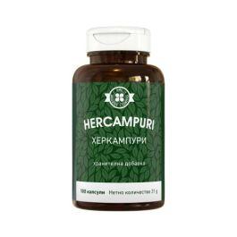 Херкампури<br>(100 капсули)
