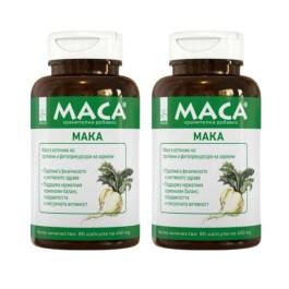 Две шишета Мака