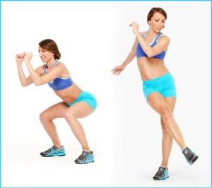 упражненията