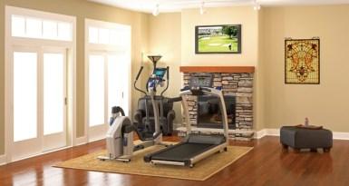 домашния фитнес