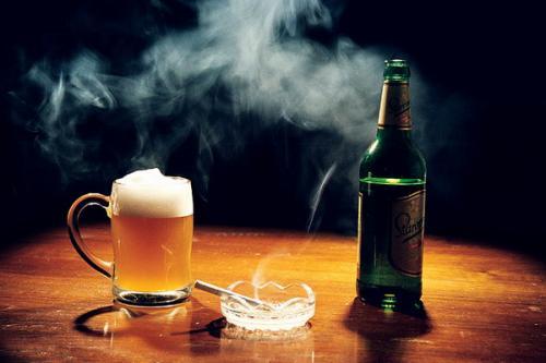 зависимост към алкохола