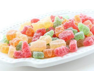 дъвчещи бонбони