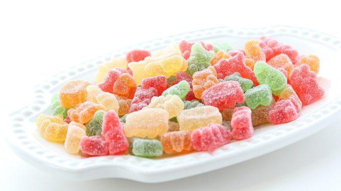 дъвчащи бонбони