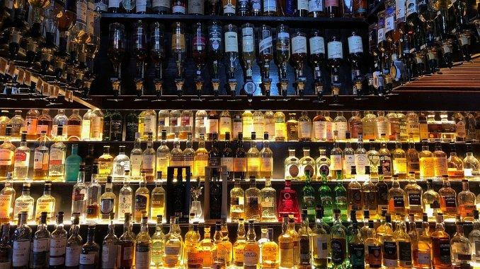 алкохолен бар