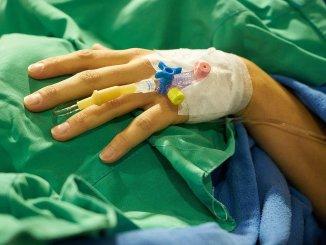 пациент в болница