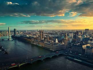 Темза през Лондон