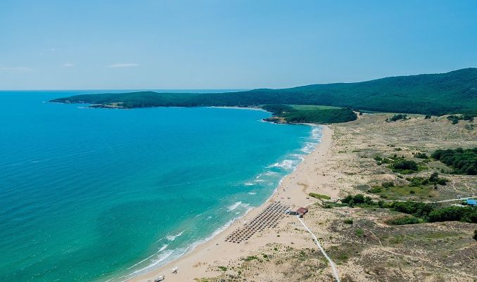 плаж Дюни – Юг