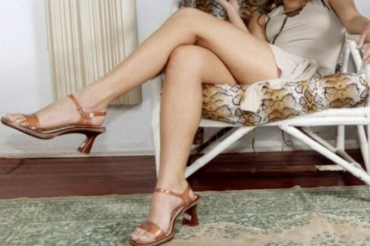 женски крака
