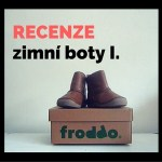 Zimní boty Froddo