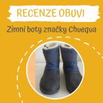 Zimní boty – sněhule Quechua
