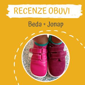 Recenze – srovnání celoroční obuvi značky Jonap a Beda