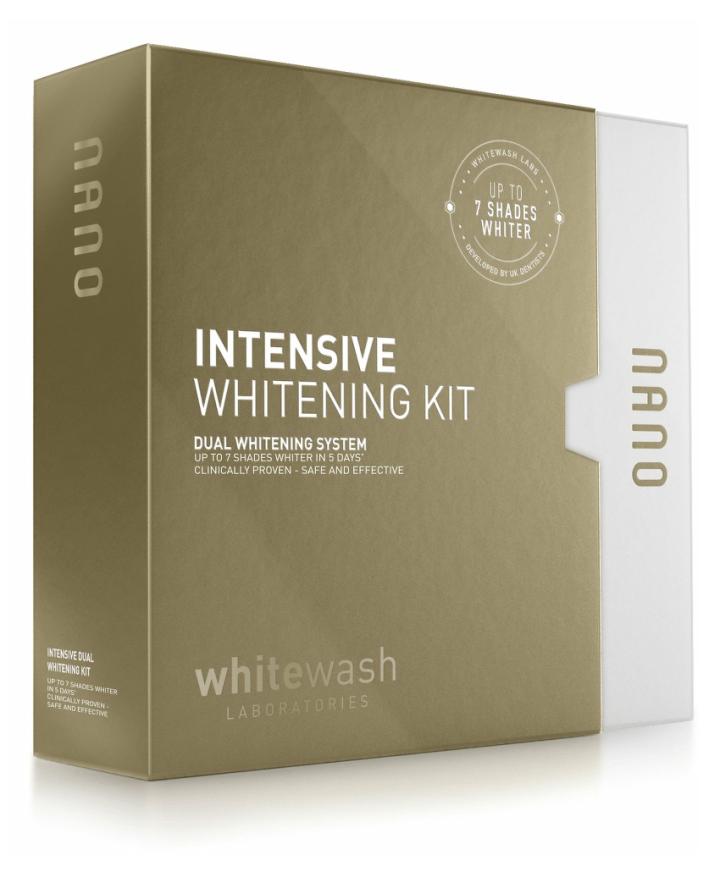 WhiteWash nano kit na bielenie zubov