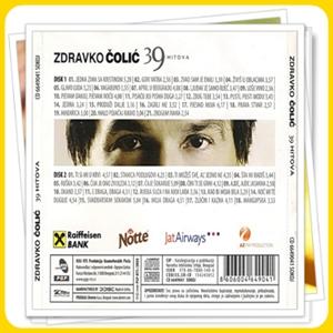 2008 - Zdravko Colic - 39 Hitova 6
