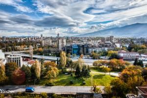Beutiful day at District Lozentz at Sofia-2