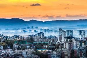 Blue morning at Sofia-2