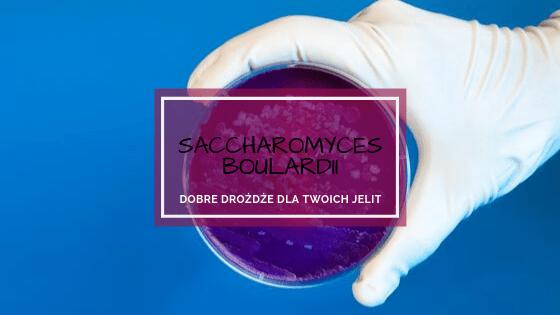 Saccharomyces boulardii – dobre drożdże dla układu trawiennego