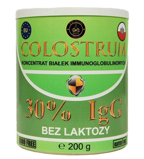 colostrum bez laktozy