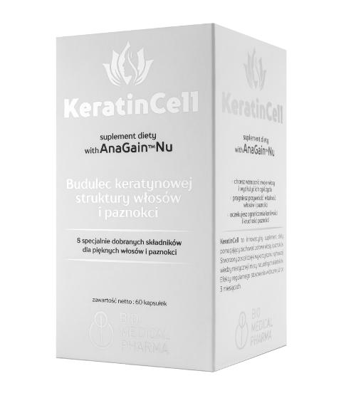 KeratinCell - piękne włosy i paznokcie