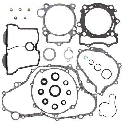 Купить полный комплект прокладок двигателя с сальниками